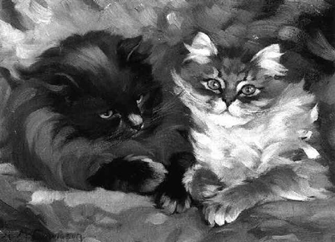 furry friends by agnes b cowieson