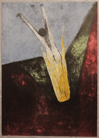 untitled (from los signos existen) by rufino tamayo