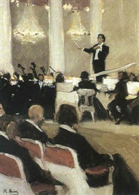 concert au philarmonique by konstantin assol