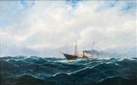 steamship by heinrich leitner