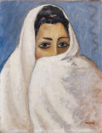 femme en sefsari by yahia turki