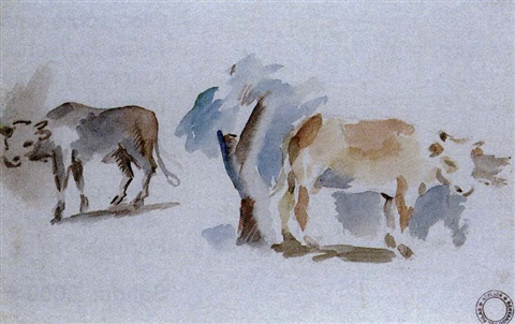 vacas by servando del pilar