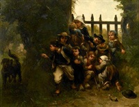 the surprise by théophile emmanuel duverger