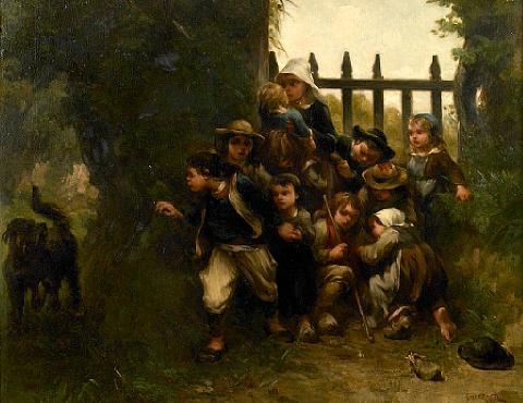 the surprise by théophile emmanuel duverger