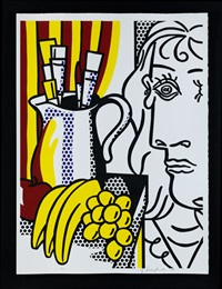 Roy Lichtenstein Auction Results Roy Lichtenstein On Artnet