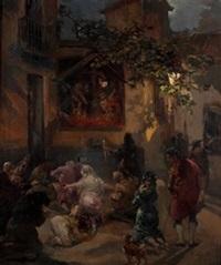 auto sacramental by eugenio lucas villamil