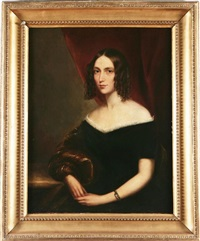 ritratto di giovane dama by italian school-northern (19)