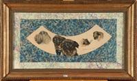 etudes de chiens (study) by cesare biseo