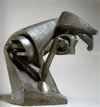 cheval by raymond duchamp-villon