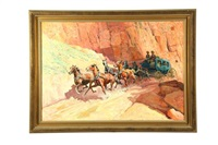 stagecoach by robert wesley amick