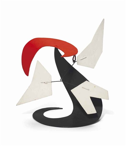 turkish delight by alexander calder