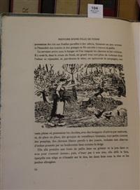 histoire d'une fille de ferme (bk by guy de maupassant w/54 works) by george le meilleur