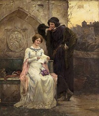 the love letter by george edward robertson