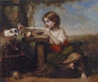 feeding the pets by john thomas peele