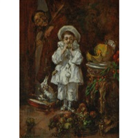 pierrot gourmand by charles monginot