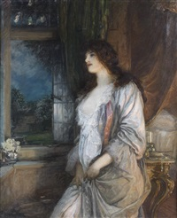 the nightingale's song by robert walker macbeth
