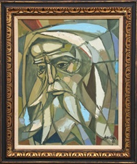 moses by irving amen