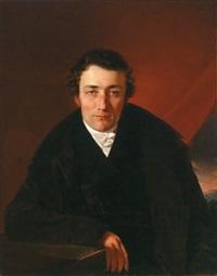 portrait eines herren by franz eybl
