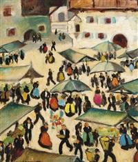 markttag by herbert gurschner