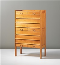 chest of drawers, commissioned for a private residence, sweden by josef frank
