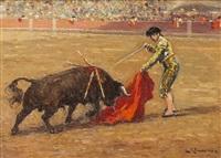 la corrida by andres gimeno