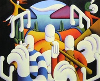 the session by alan kenny