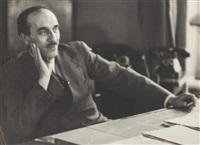 professor n. n. semenov by boris ignatovich