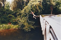 raina (falling, bridge) by ryan mcginley