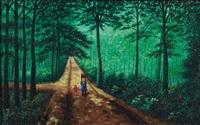 dans la forêt by camille bombois