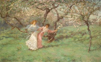 the flowers of may by william john hennessy