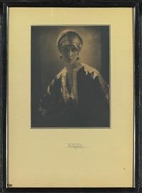 maria, a study by adolph de meyer
