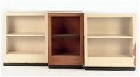 bookcases (3 pieces) by piet kramer