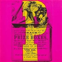 prize boxes by sister corita kent