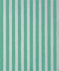 thin stripe #12 by sherrie levine