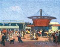 carousel by andrás mikola