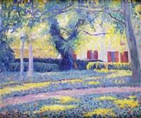 le jardin by lucie cousturier