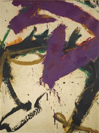 sans titre by norman bluhm