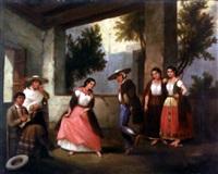 el baile by manuel serrano