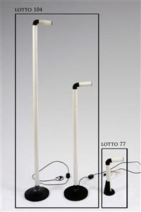 lampada da terra periscopio (+ lampada da terra periscopio; 2 works) by danilo & corrado aroldi