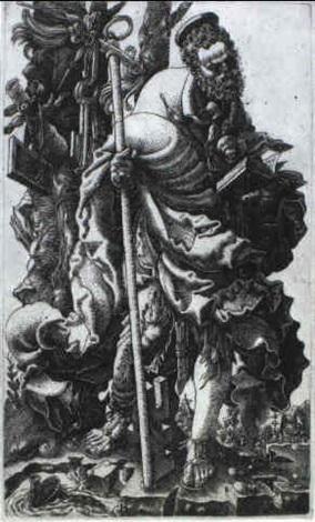 Der Heilige Petrus