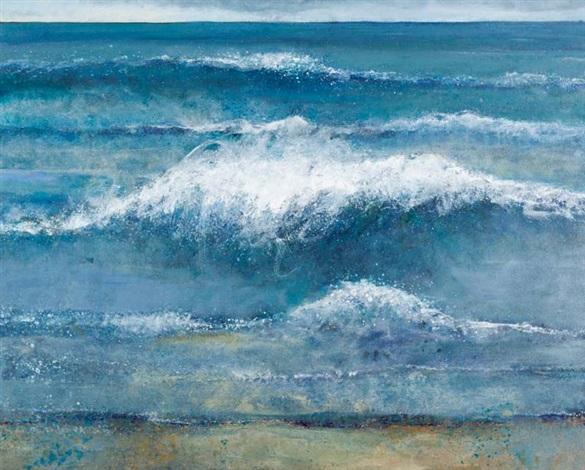 crashing surf silver strand sherkin by jo ashby