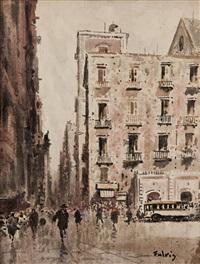 piazza del gesù by fulvio tessitore