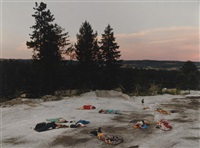 slumber party by justine kurland