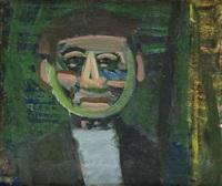 green head by artur nacht-samborski