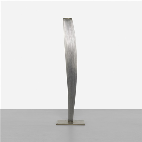 untitled bundled wire form by harry bertoia