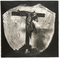 savior of the primates, new mexico by joel-peter witkin