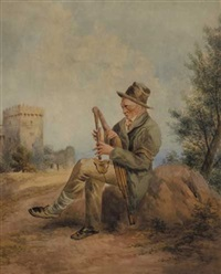 the blarney piper by john claude bosanquet