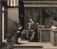 the annunciation by filippo (filippino) lippi