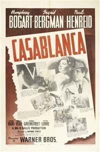 casablanca by bill gold