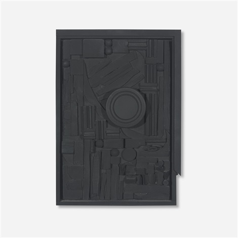 city sunscape by louise nevelson